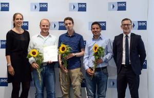 """IHK Galaabend """"Haus der Kleinen Forscher"""" am 23.07.2015 in München. Foto: Andreas Gebert"""