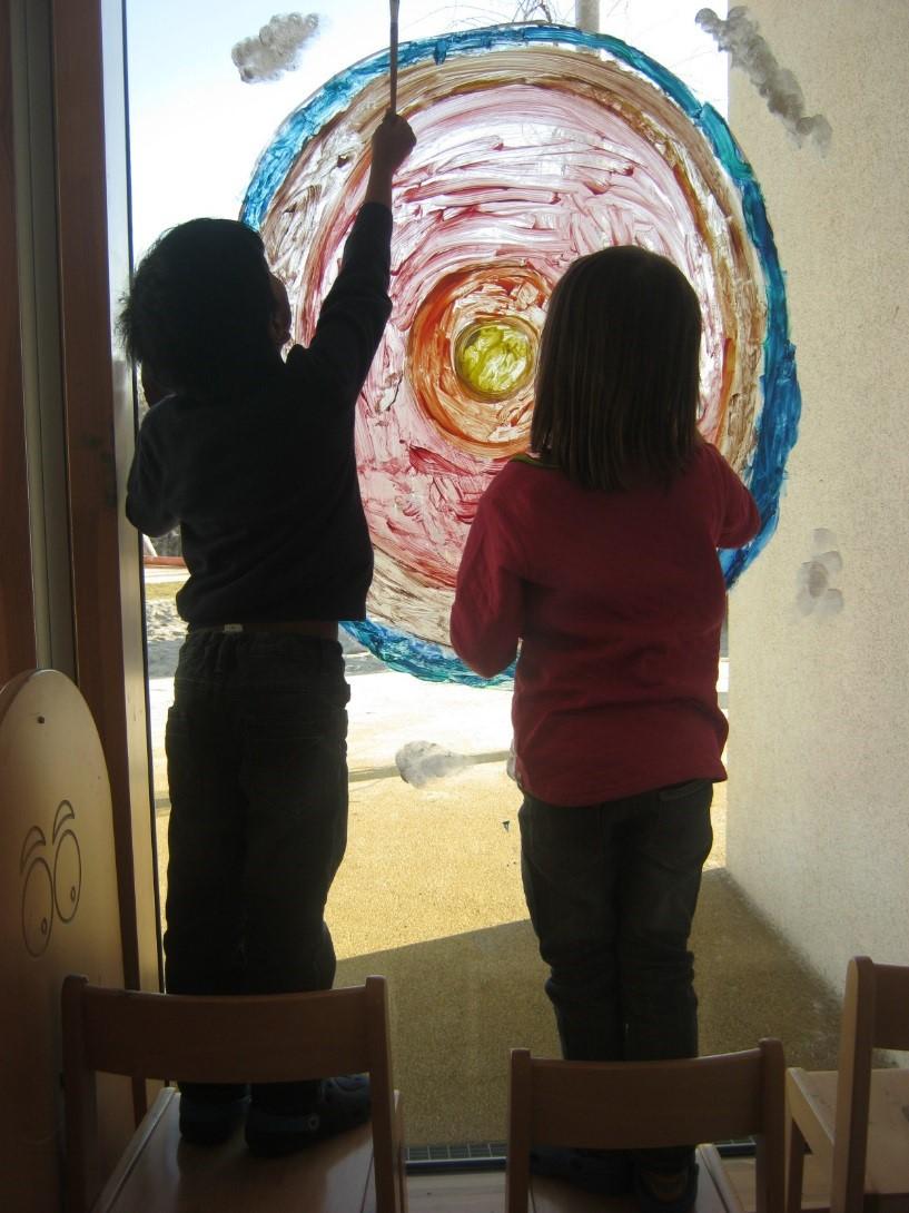 """Projekt """"Die Welt"""" – Bio Kids Kindertagesstätten"""
